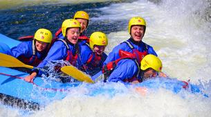 Rafting-Evje-Beginner and family rafting on the river Otra in Evje-4