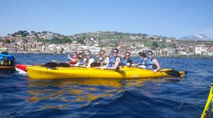 Sea Kayaking-Catania-Guided Kayak Tour along the Coast of Catania-6
