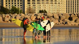 Surf-Vilamoura-Surfing Lessons on Falesia Beach in the Algarve-2