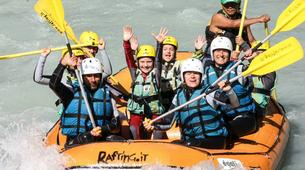 Rafting-Aosta Valley-Rafting for beginners in Aosta Valley-2