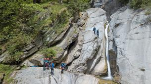 Canyoning-Lucerne-Canyoning tour Chli Schliere, near Lucerne (incl. pick-up)-1