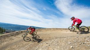 Mountain bike-Hafjell-Downhill Mountain Biking in Hafjell-4