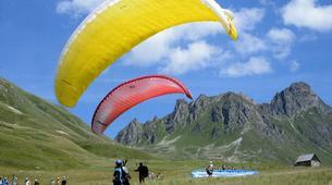 Paragliding-Briançon, Serre-Chevalier-Paragliding Taster Course in Briançon, Serre-Chevalier-3