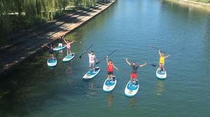 Stand Up Paddle-Ljubljana-Urban Adventure SUP Tour in Ljubljana, Slovenia-2