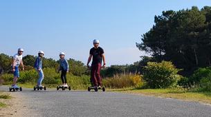 Skate-Seignosse-Randonnée skate électrique à Seignosse-1