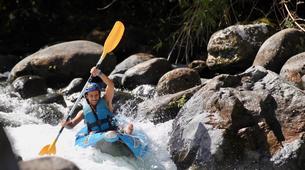 Canoë-kayak-Hautes-Pyrénées-Descente de Kayak sur le Gave de Pau, Hautes Pyrénées-1