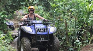 Quad biking-Ubud-ATV Tour with Monkey Forest Experience in Ubud, Bali-1
