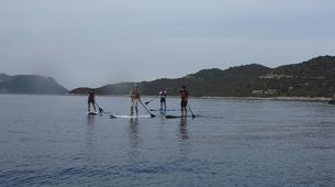 Stand Up Paddle-Kas-SUP tour in the bay of Limanağzı, Turkey-2