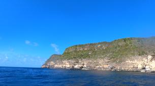 Snorkeling-Port-Louis, Grande-Terre-Excursions bateau et snorkeling à Port Louis, Guadeloupe-1