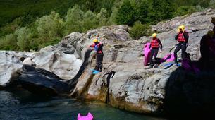 Hydrospeed-Alagna Valsesia-Hydrospeed & Canyoning near Alagna Valsesia, Aosta Valley-1