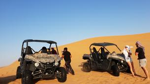 Quad biking-Dubai-Sunset Dune Buggy & Sand Boarding Package in Dubai-3