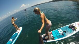 Stand Up Paddle-Piran-Unique Seaside SUP Tour in Piran, Slovenia-5