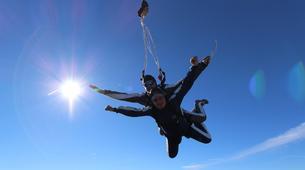 Skydiving-Westerwald-Tandem Skydiving in the Westerwald, near Frankfurt-6