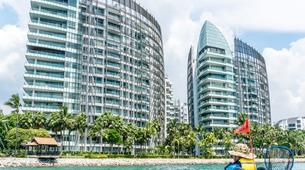 Canoë-kayak-Singapour-Big Boat Small Boat Kayak Tour in East Coast Park, Singapore-1