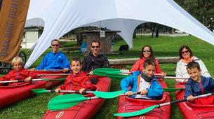 Sea Kayaking-Voss-Sea Kayak Rental in Voss-5