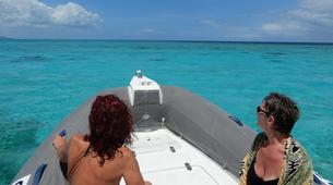 Snorkeling-Port-Louis, Grande-Terre-Excursions bateau et snorkeling à Port Louis, Guadeloupe-5