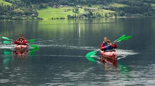 Sea Kayaking-Voss-Sea Kayak Rental in Voss-1