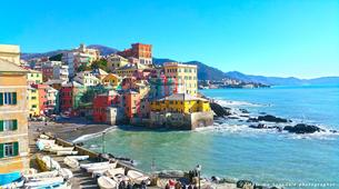 Sea Kayaking-Genova-5-day Kayaking Trip around the Italian Riviera-2