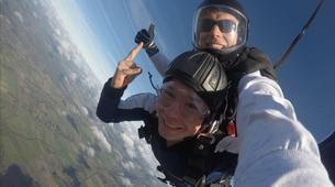 Skydiving-Bremen-Tandem Skydiving near Bremen-1