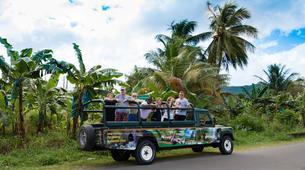 Sailing-Gros Islet-Land & Sea Island Tour in St. Lucia-2
