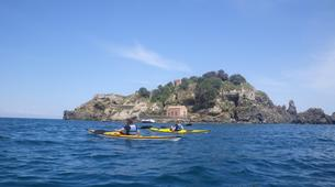 Sea Kayaking-Catania-Guided Kayak Tour along the Coast of Catania-4