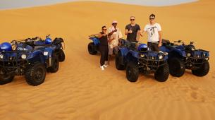Quad biking-Dubai-Sunset Quad Biking & Sand Boarding Package in Dubai-2
