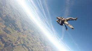 Skydiving-Westerwald-Tandem Skydiving in the Westerwald, near Frankfurt-3
