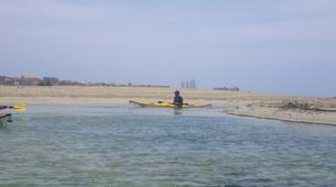Sea Kayaking-Syracuse-Guided Kayak Tour around the Coast of Syracuse-4