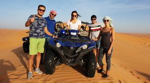 4x4-Dubai-Sunset Safari, Quad Biking & Sand Boarding Package in Dubai-6