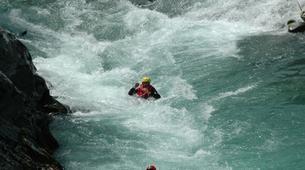 Canyoning-Alagna Valsesia-River Trekking near Alagna Valsesia, Aosta Valley-5