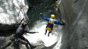 Canyoning-Lucerne-Canyoning tour Chli Schliere, near Lucerne (incl. pick-up)-3