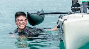 Canoë-kayak-Singapour-Big Boat Small Boat Kayak Tour in East Coast Park, Singapore-3