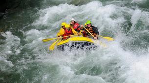 Rafting-Alagna Valsesia-Extreme Rafting near Alagna Valsesia, Aosta Valley-2