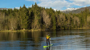 Stand Up Paddle-Voss-Stand Up Paddle River Tour in Voss-6