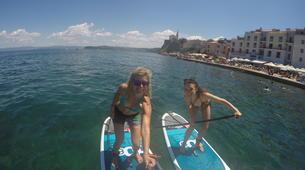 Stand Up Paddle-Piran-Unique Seaside SUP Tour in Piran, Slovenia-6