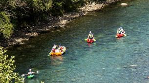 Rafting-Voss-Canoeing & Rafting on Raundal River in Voss-2