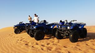 4x4-Dubai-Sunset Safari, Quad Biking & Sand Boarding Package in Dubai-2