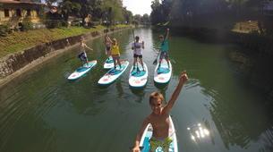 Stand Up Paddle-Ljubljana-Urban Adventure SUP Tour in Ljubljana, Slovenia-1