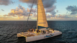 Sailing-Gros Islet-Land & Sea Island Tour in St. Lucia-5
