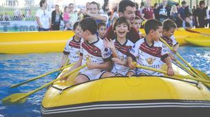 Rafting-Alagna Valsesia-Fun Rafting for Kids near Alagna Valsesia, Aosta Valley-1