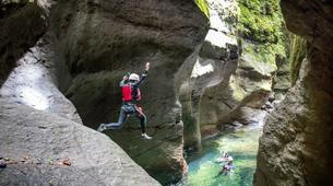 Canyoning-La Dominique-Canyoning in Dominica-3