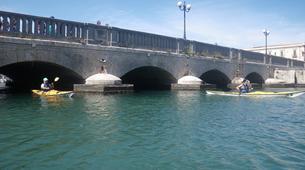 Sea Kayaking-Syracuse-Guided Kayak Tour around the Coast of Syracuse-2