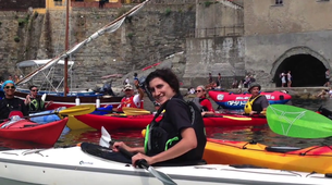 Sea Kayaking-Genova-5-day Kayaking Trip around the Italian Riviera-6