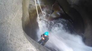 Canyoning-Pyrénées Orientales-Canyoning à Molitg les Bains, Pyrénées Orientales-3