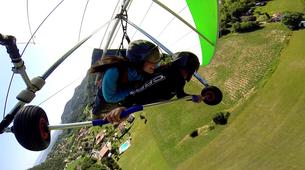 Hang gliding-Lake Garda-Tandem Hang Gliding Flight over Lake Garda-6