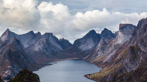 Sailing-Lofoten-Arctic sailing excursion to Trollfjord, Lofoten-5