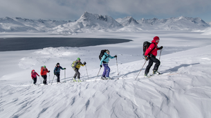 Cross-country skiing-Oqaatsut-Multi Day Cross Country Skiing in Greenland-1
