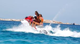 Jet Skiing-La Maddalena-Jet Ski Excursion to Spargi-1