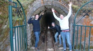 Canoë-kayak-Bled-Underground Black Hole Kayaking Experience from Bled, Slovenia-4
