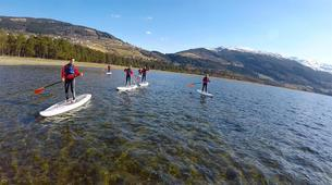 Stand Up Paddle-Voss-Stand Up Paddle River Tour in Voss-1